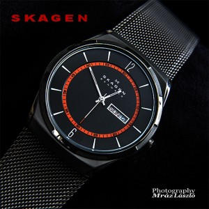 Skagen design watch for men