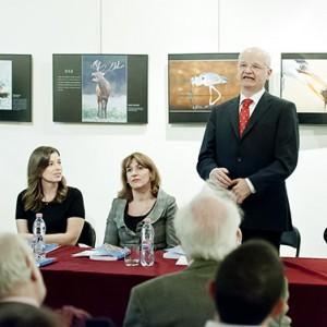 Book presentation - Institut Francais Budapest - 2012